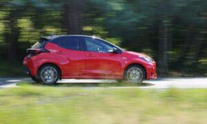 Toyota Yaris Hybrid. Co Na Něj říkáte?