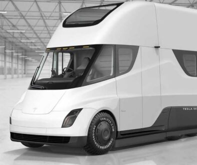 Tesla-electric-solar-van