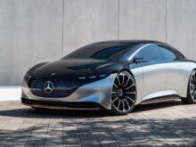 Mercedes Benz Eqs E1595262249747