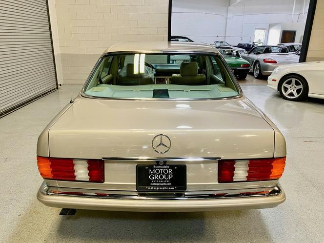 Gf 7pzf Rh3a Es2u Mercedes W126 Z Przebiegiem 4696 Km 664x0 Nocrop