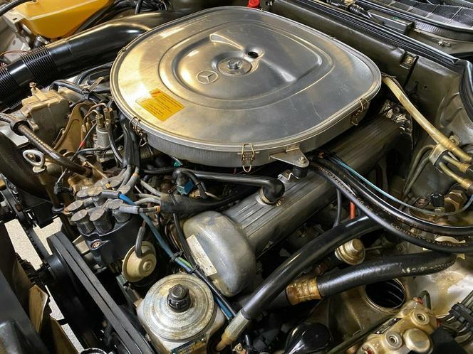 Gf Anjh 4nwb Nxoz Mercedes W126 Z Przebiegiem 4696 Km 664x0 Nocrop