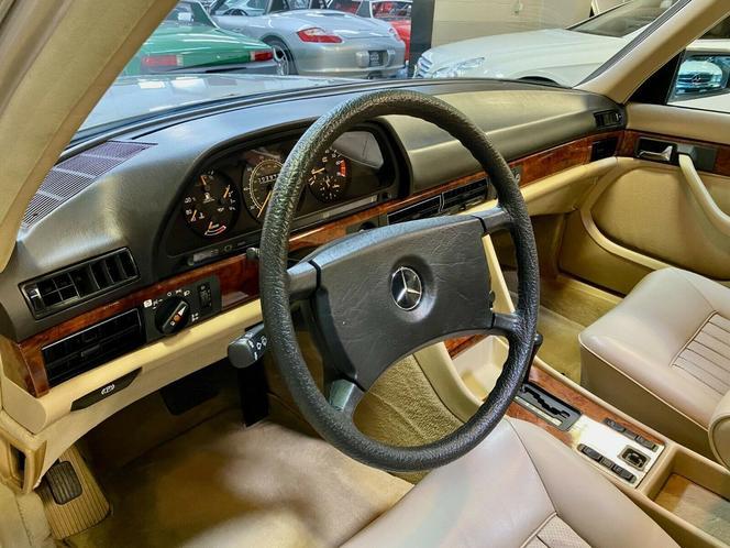 Gf Yakz 8ege 1bzq Mercedes W126 Z Przebiegiem 4696 Km 664x0 Nocrop