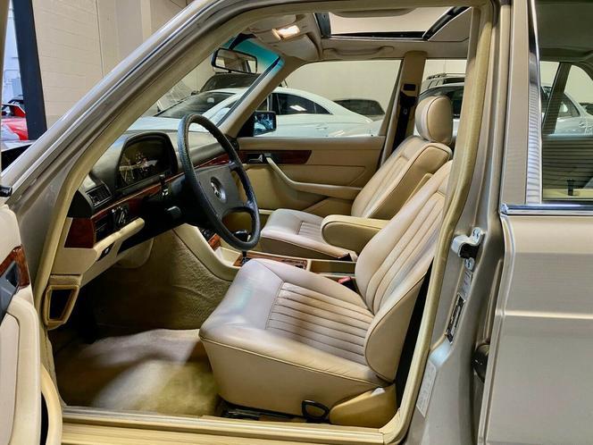 Gf Z6nz Hokw Whoq Mercedes W126 Z Przebiegiem 4696 Km 664x0 Nocrop