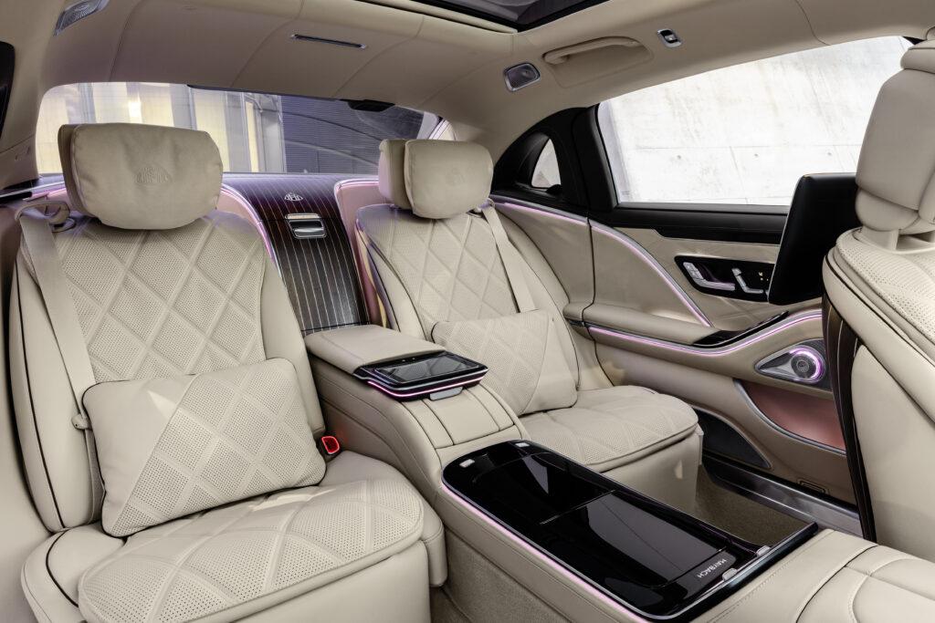 Mercedes Maybach S Klasse Z 223 2020
