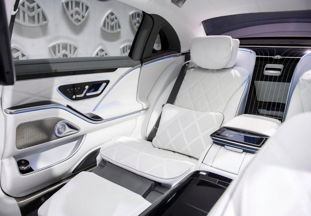 Mercedes Klasy S Maybach 6