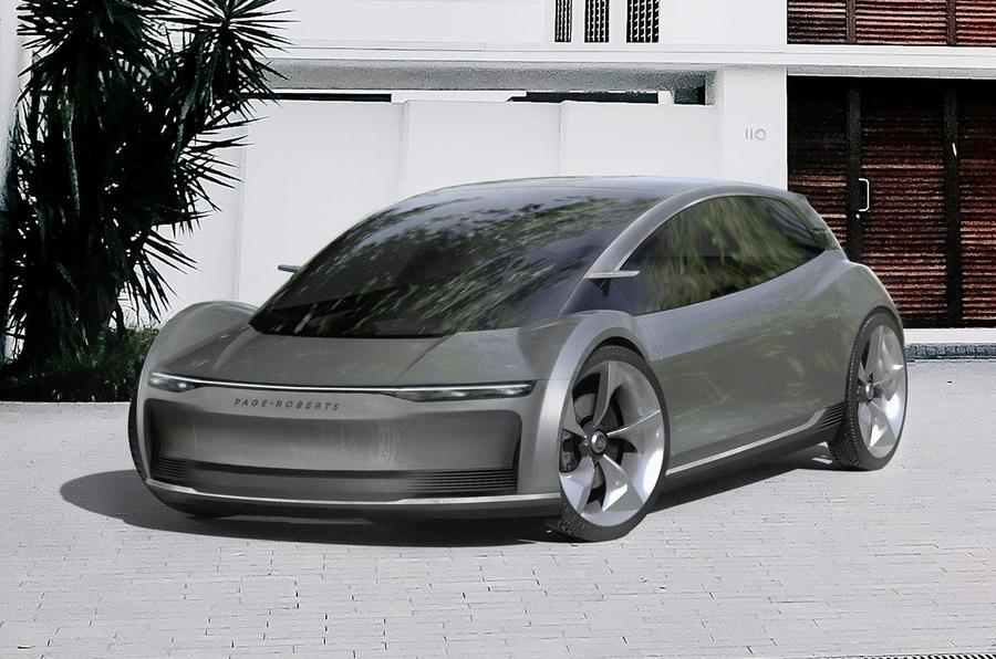 S8 Un Nouveau Design De Voiture Electrique Revolutionnaire Qui Pourrait Augmenter L Autonomie De 30 674934